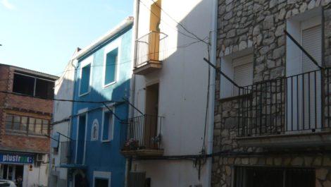 Casa en el centro de Nonaspe