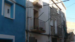 Casa en el centro de Nonaspe en venta con agua caliente