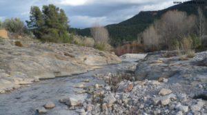 Se vende Olivar en el rio Tastavins en Fuenteespalda con pozo de agua por 105.000€