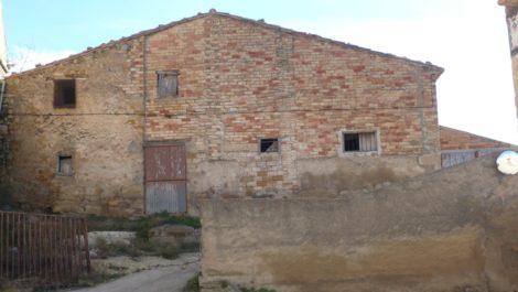 Masia urbana en Cretas Matarraña
