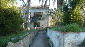Detalle de Gran casa de campo en Maella con tranquilidad
