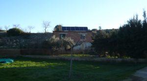 Gran casa de campo en Maella para vender con río por 275.000€