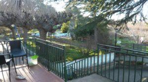 Gran casa de campo en Maella en venta con río por 275.000€
