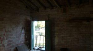 Detalle de Gran casa de campo en Maella con privacidad
