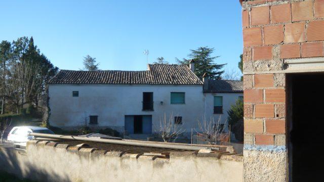 Gran casa de campo en Maella