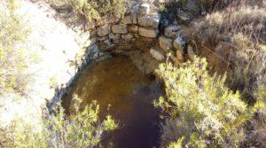 Olivar con casa de piedra en Maella. en oferta con tranquilidad por 23.000€