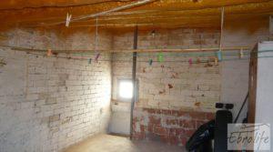 Casa en el casco antiguo de Nonaspe. para vender con chimenea de leña por 38.000€