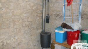 Foto de Casa en el río Tastavins, en La Portellada. con higueras