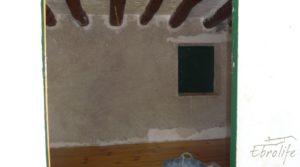 Casa en el río Tastavins, en La Portellada. en venta con regadío por 36.000€