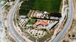 Vendemos Hacienda en Caspe con calefacción