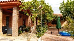 Foto de Hacienda en Caspe en venta con frutales