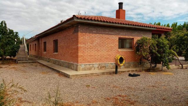 Hacienda en Caspe