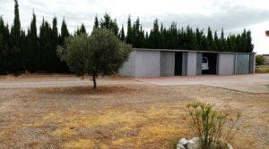 Detalle de Hacienda en Caspe con calefacción por 595,000€