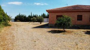 Foto de Hacienda en Caspe en venta con casa