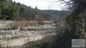 Detalle de Antiguo Molino aceitero en Arens de Lledo. con fosa séptica por 34.000€
