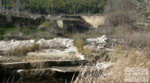 Se vende Antiguo Molino aceitero en Arens de Lledo. con fosa séptica