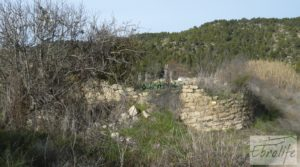 Se vende Antiguo Molino aceitero en Arens de Lledo. con fosa séptica por 34.000€