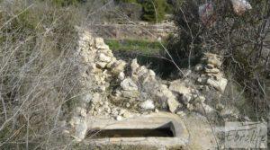 Antiguo Molino aceitero en Arens de Lledo. en oferta con fosa séptica por 34.000€
