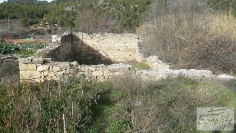 Antiguo Molino aceitero en Arens de Lledo.