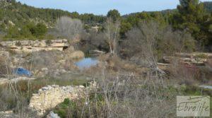 Vendemos Antiguo Molino aceitero en Arens de Lledo. con fosa séptica