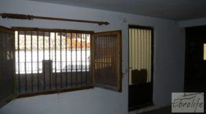 Gran casa en Chiprana para vender con patio por 50.000€