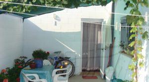 Casa con jardín en Maella en oferta con calefacción por 130.000€