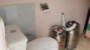 Detalle de Casa con jardín en Maella con calefacción por 130.000€