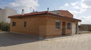 Casa con jardín en Maella en venta con jardín por 130.000€