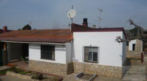 Se vende Chalet en Chacón (Caspe) con chimenea por 115.000€