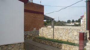 Chalet en Chacón (Caspe) en venta con chimenea
