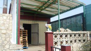 Foto de Chalet en Chacón (Caspe) con chimenea