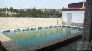 Foto de Chalet en Chacón (Caspe) en venta con aire acondicionado por 115.000€