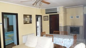 Se vende Chalet en Chacón (Caspe) con aire acondicionado por 115.000€
