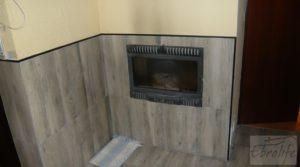 Chalet en Chacón (Caspe) a buen precio con piscina