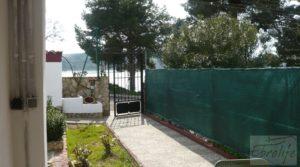 Se vende Chalet en Chacón (Caspe) con jardines
