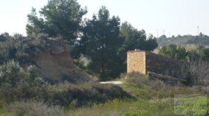 Se vende Casa de campo en Caspe con regadío por 19.500€