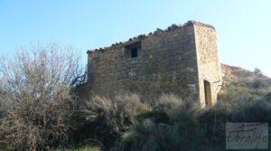 Casa de campo en Caspe para vender con regadío