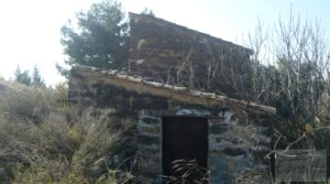 Casa de campo en Caspe a buen precio con regadío por 19.500€