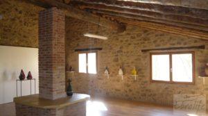 Foto de Masía en Torre del Compte. con calefacción central