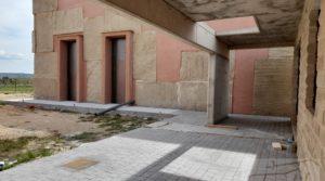 Detalle de Estudio-chalet en Alcañiz. con ubicación privilegiada