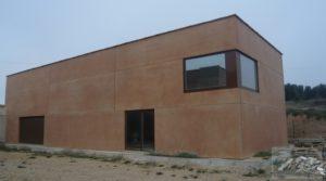 Estudio-chalet en Alcañiz. en venta con garage
