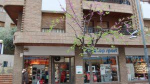 Piso situado en Alcañiz, muy luminoso y espacioso. para vender con muy luminoso