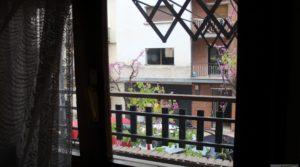 Detalle de Piso situado en Alcañiz, muy luminoso y espacioso. con muy luminoso