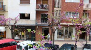 Piso situado en Alcañiz, muy luminoso y espacioso. en venta con muy luminoso