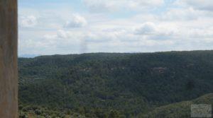 Casa y olivar en Fornoles para vender con buenas vistas por 19.000€