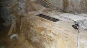 Casa y olivar en Fornoles a buen precio con bodega por 19.000€