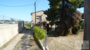Chalet en Maella en oferta con jardines