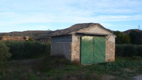 Finca de regadío en Caspe
